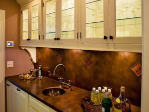 Backsplash Designs by Focal Metals