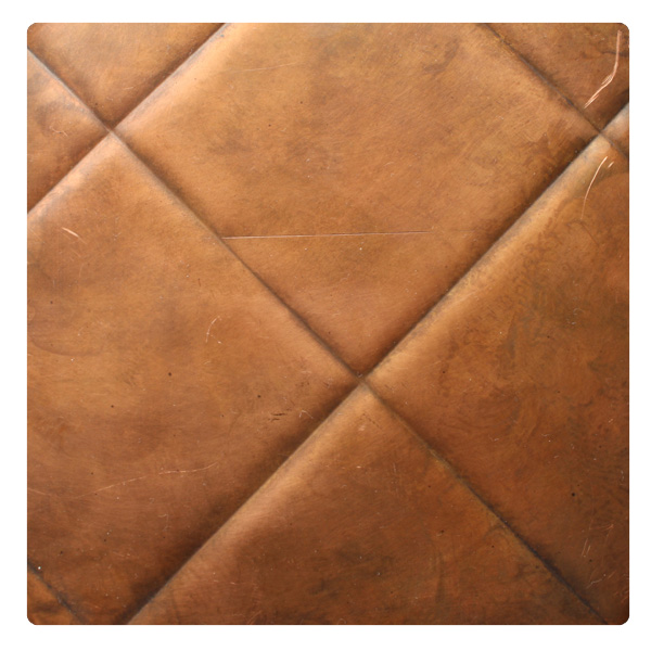Quilted_Copper_Antique_Patina